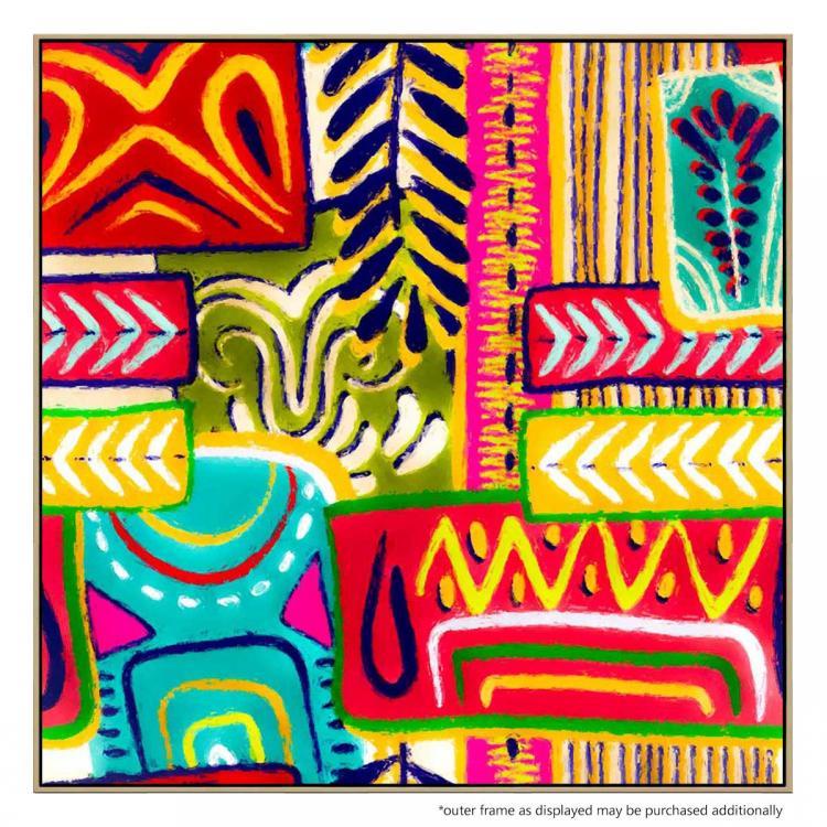 Fridas Room - Painting