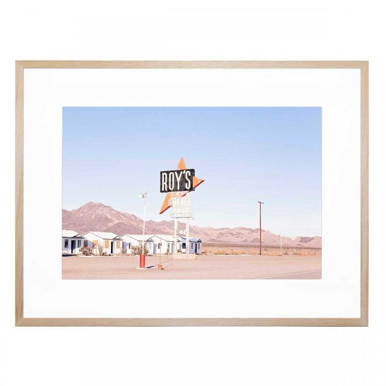 Roys Gas Stop - Print