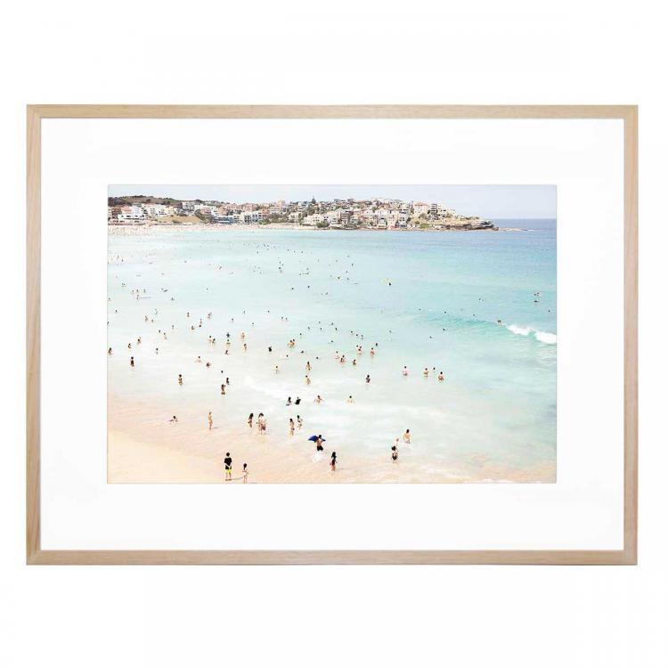 Milky Beach - Print