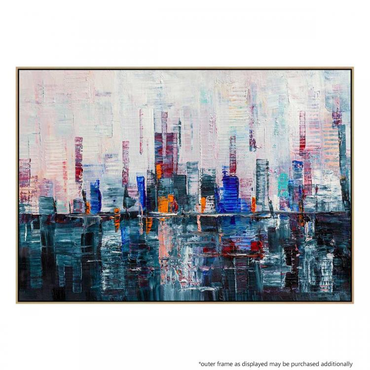 Harbour Town - Painting