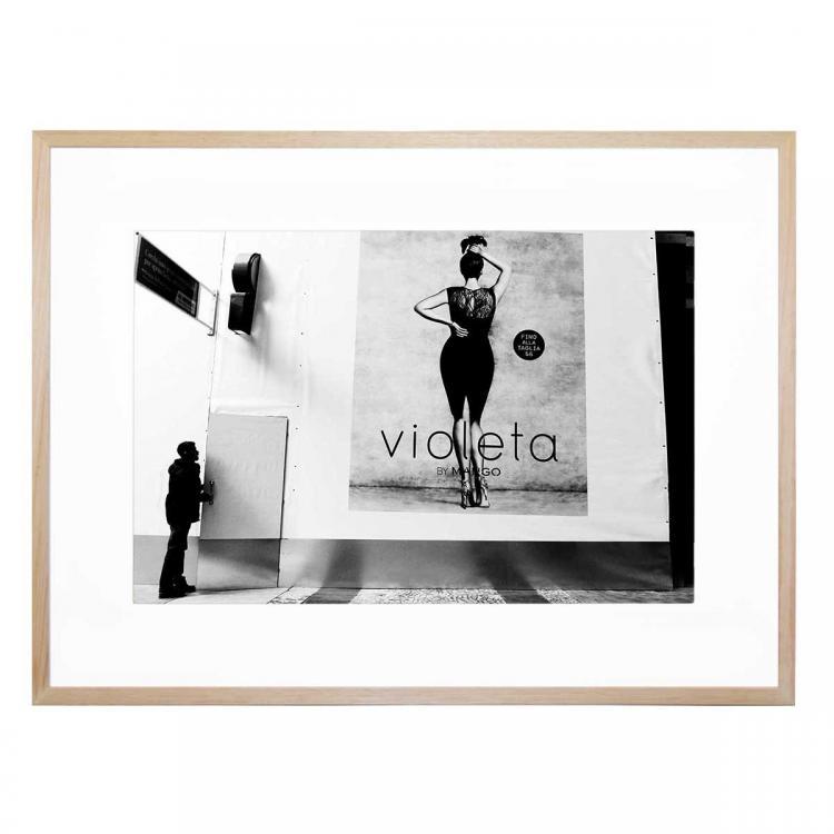 E Violetta - Print