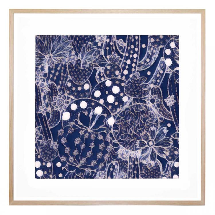 Tequila Blue - Print