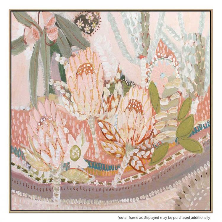Terra And Flora 1 - Print