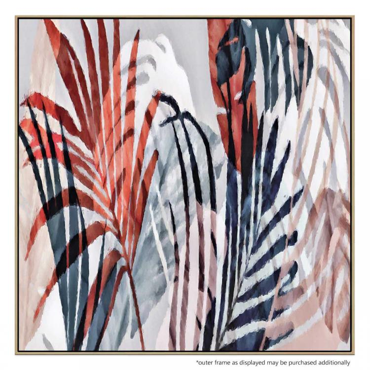 Peace Palms - Print