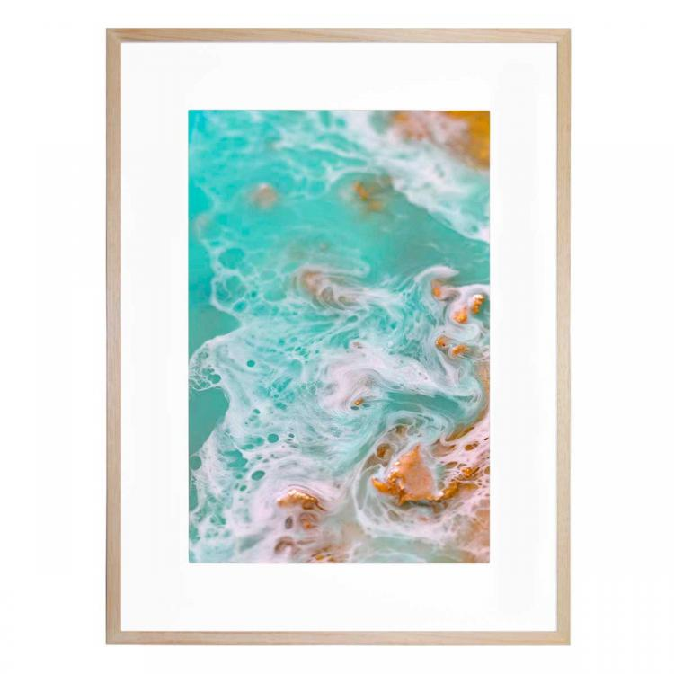 Adrift Close Up 2 - Print