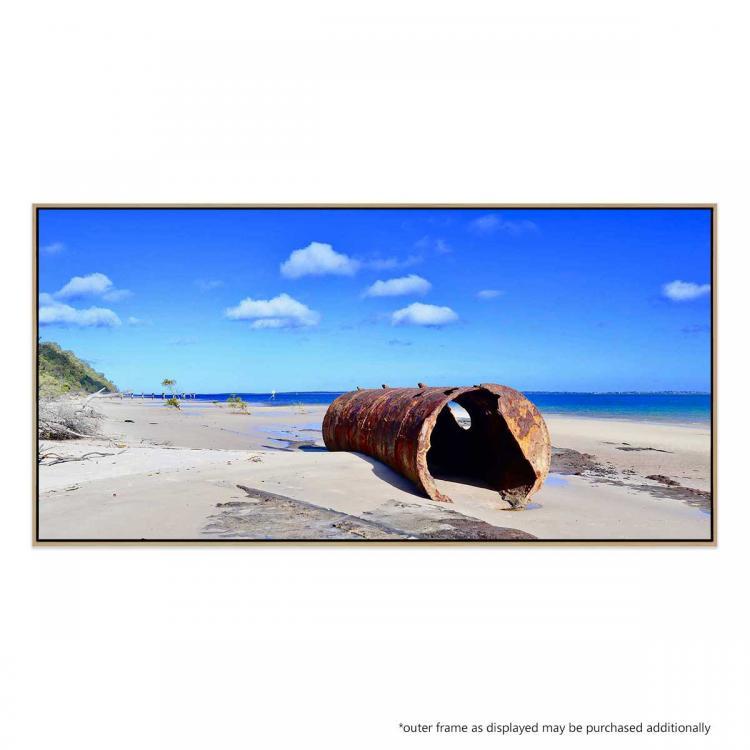 Rusty Boiler - Print
