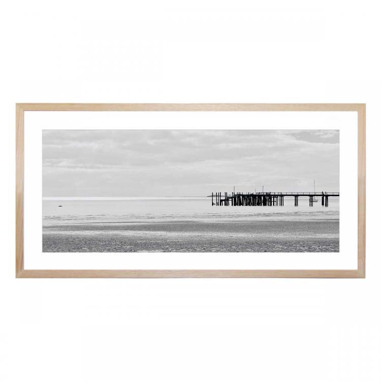 Fraser Island Jetty - Print