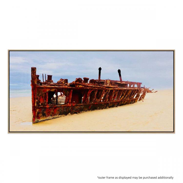 Maheno Shipwreck - Print