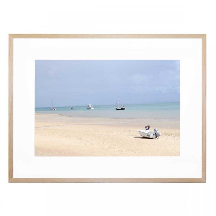 The Tide Is Out - Print