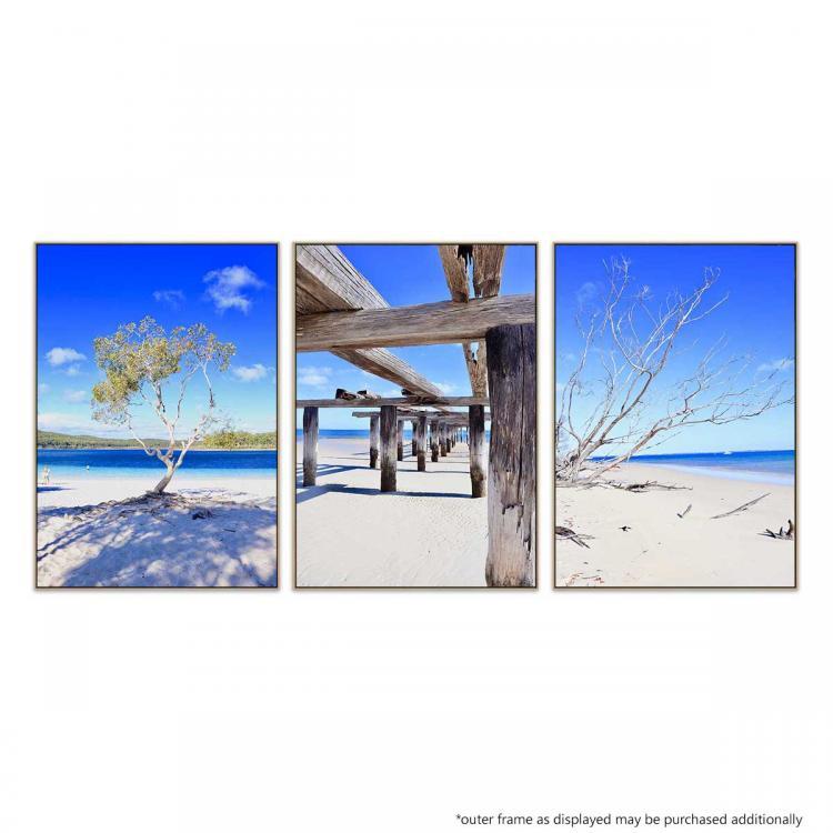 Lake Mckenzie | Old Mckenzie Jetty II | A Walk Along The Beach
