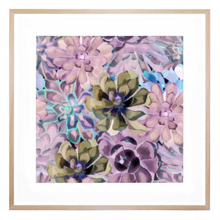 Succulent Study - Print
