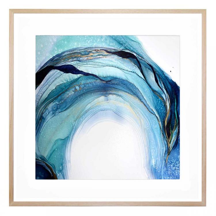 Volume Blue 1 - Print