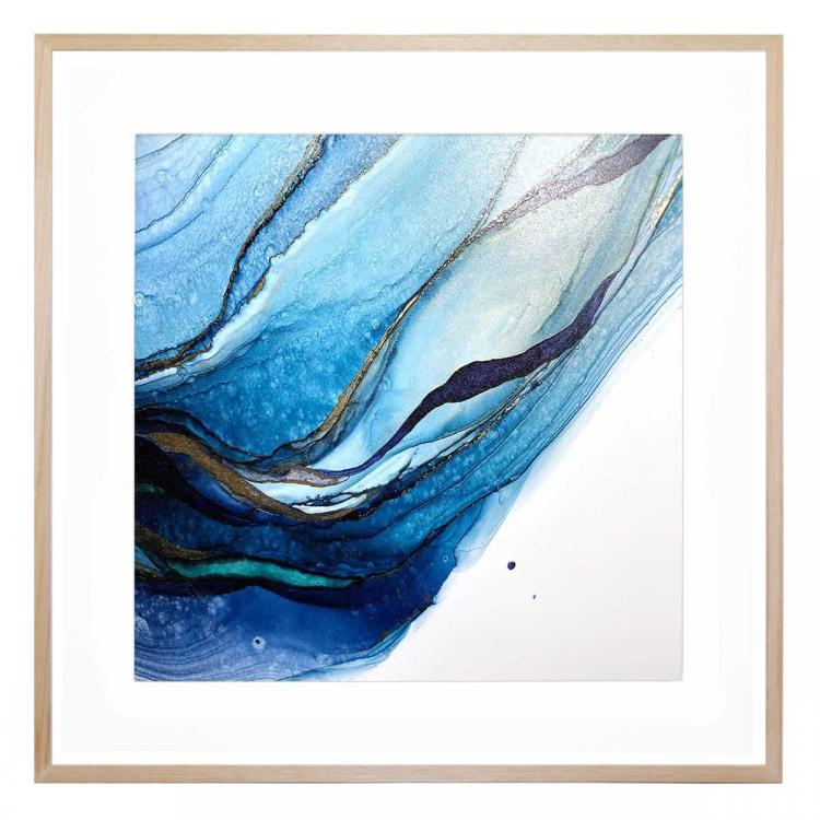 Volume Blue 2 - Print