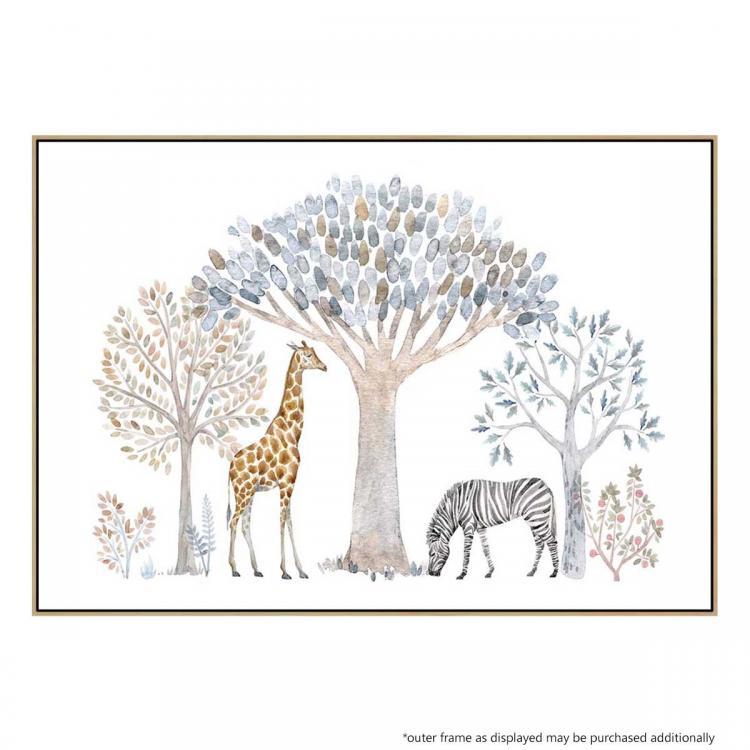 Africa 2 - Print