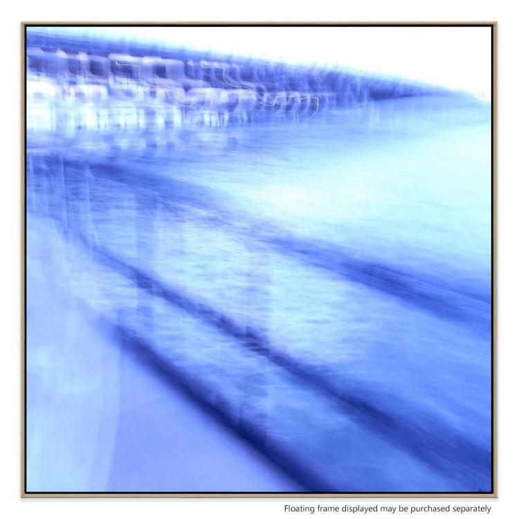 Blue Bridge 1 - Print
