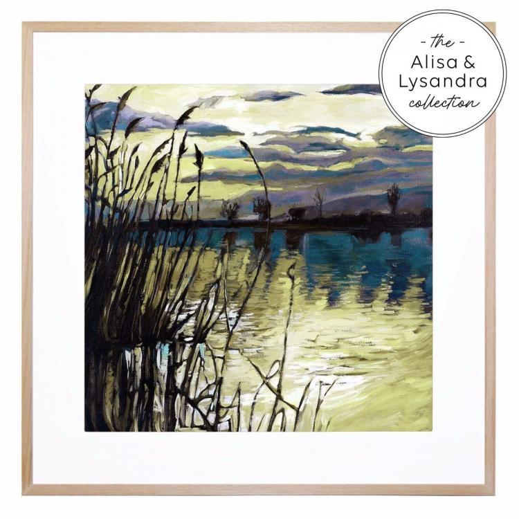 Lago Splendida - Print