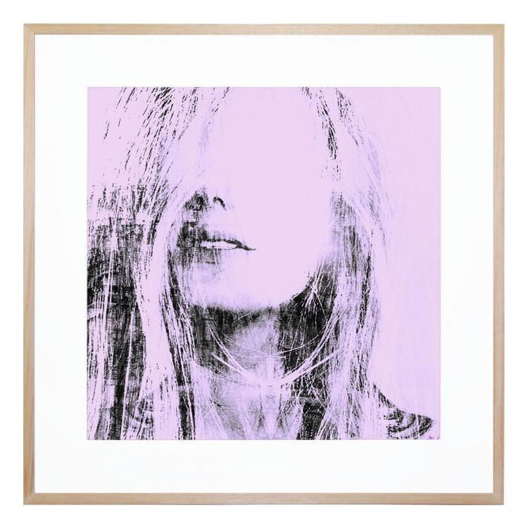 Norma B - Print