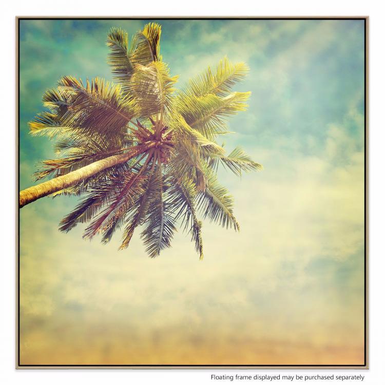 Vintage Palm - Print