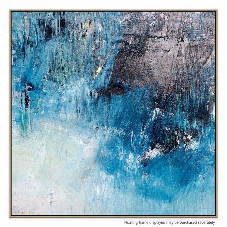 Swept Away - Print