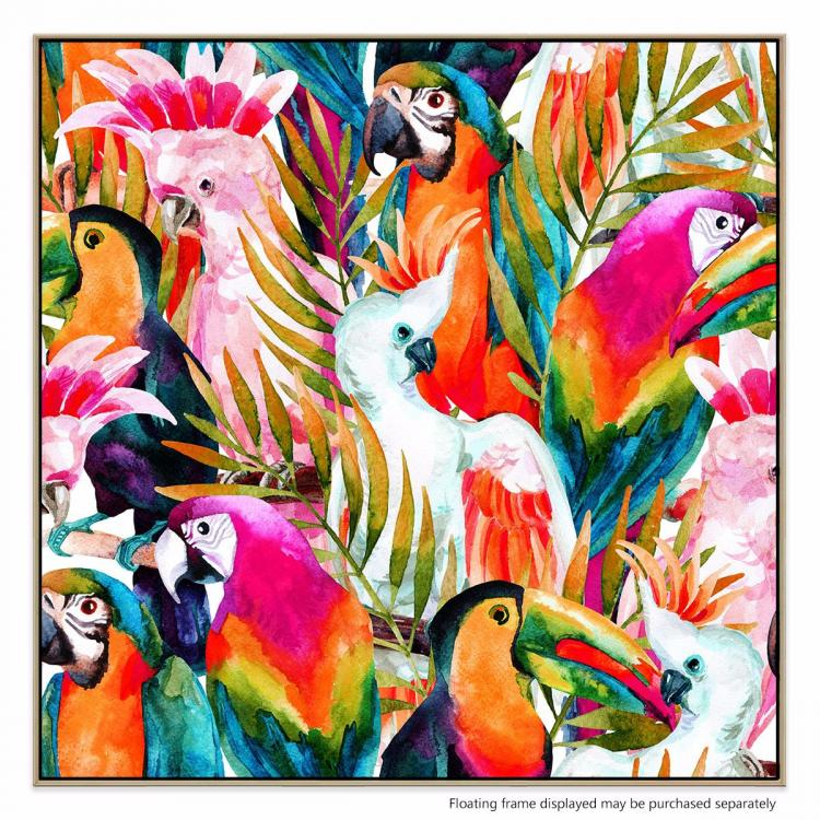 Dance Of The Birds - Print