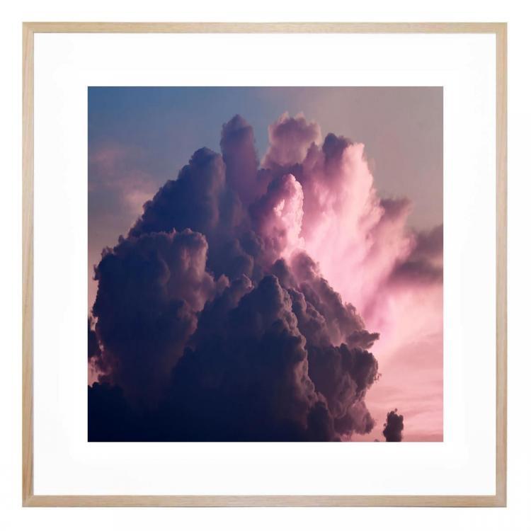 Pastel Skies - Print