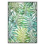 Leafy Glow - Print