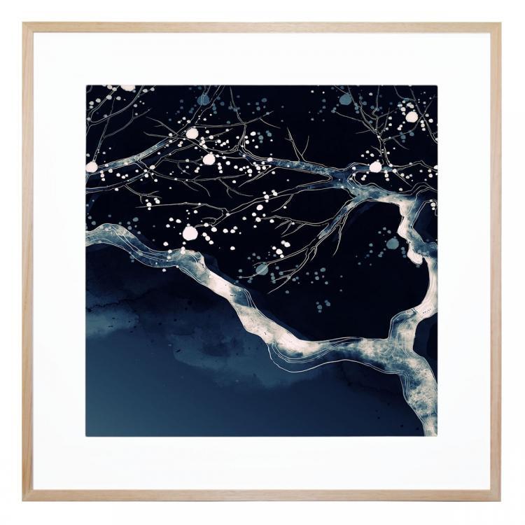 Ice Vein - Print