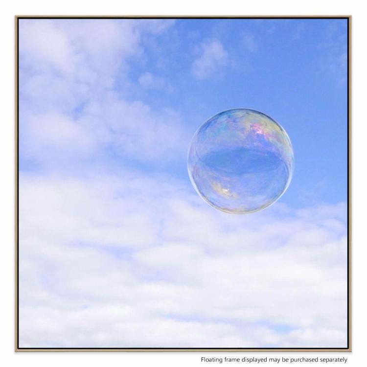 Cloud Bubble - Print