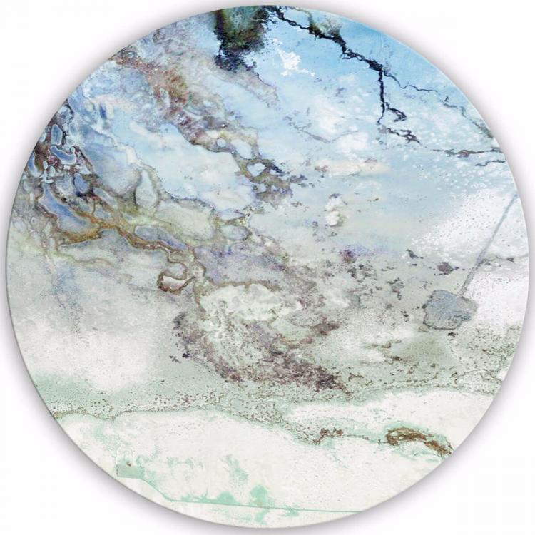 Cloud Marble - Print