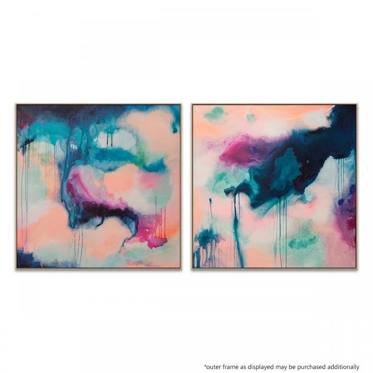Curio 1 - Curio 2 | Canvas Prints | Buy Australian Made
