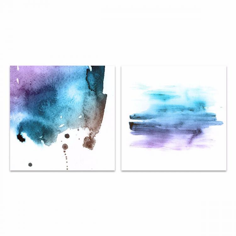 Dimensions - Hollow Spirits - Print