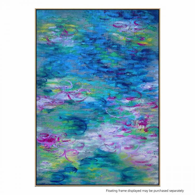 A Touch Of Monet - Print