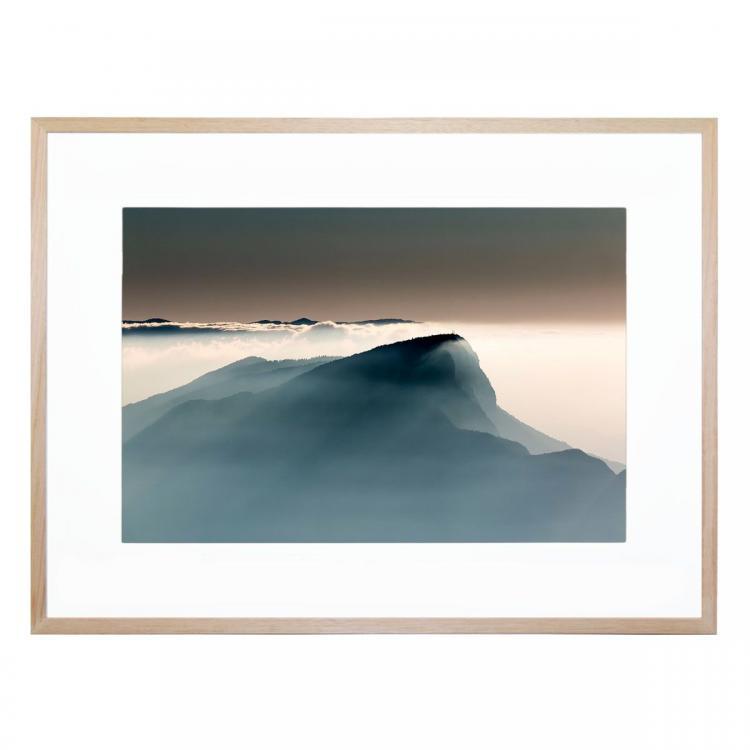 Voile Alpin - Print