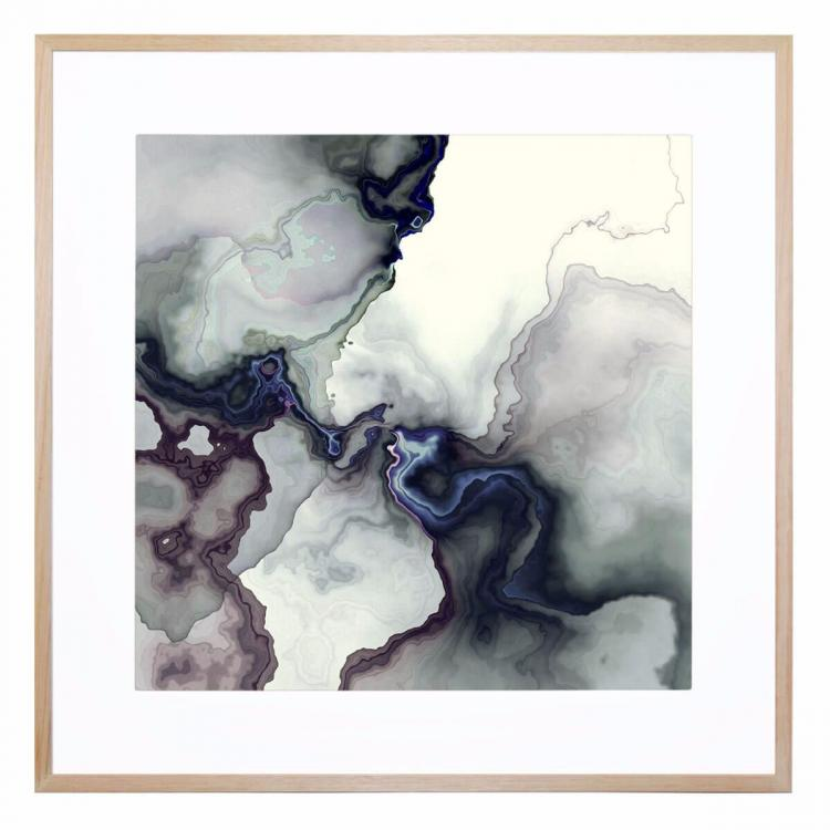 Boron And Ice - Print