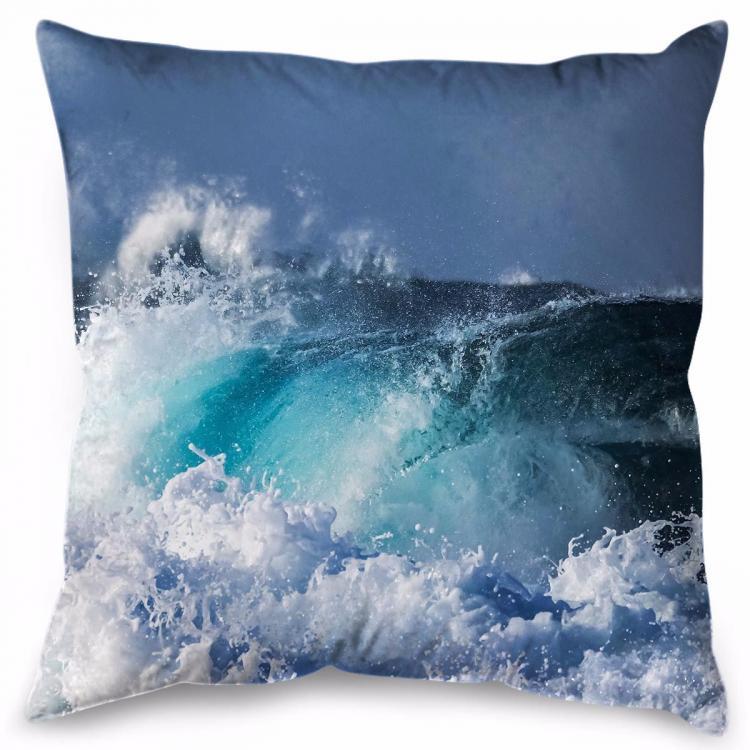Curacao Blue - Print