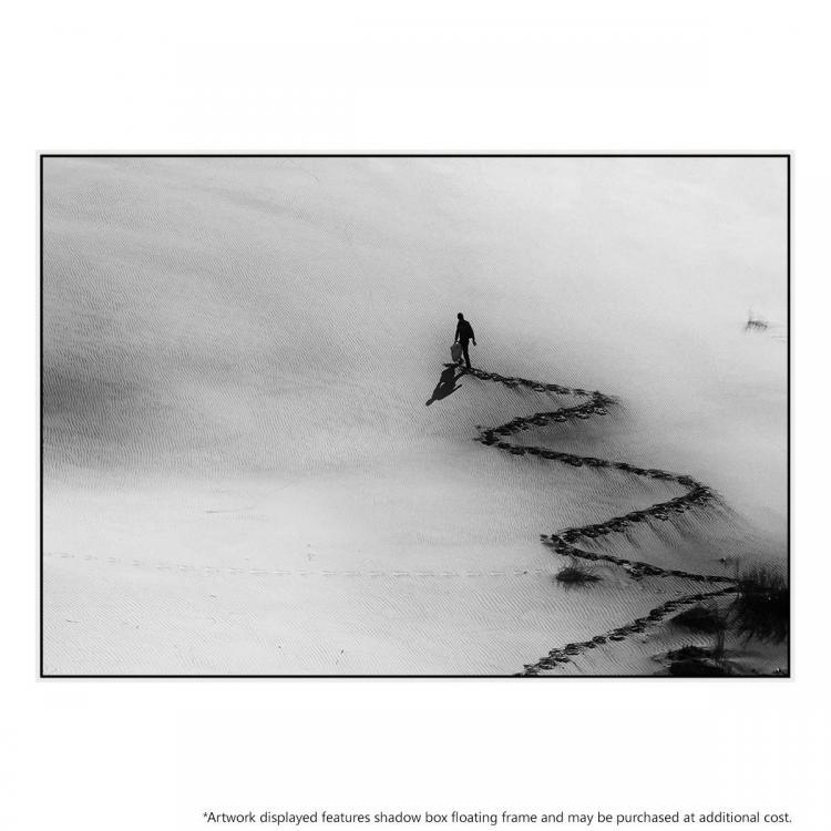 Deserts Embrace - Print