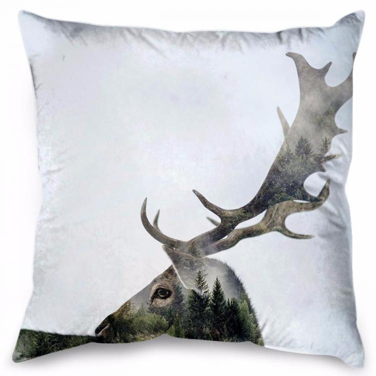 Doubled Antler - Print