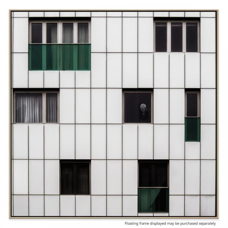 Lonely Panes - Print
