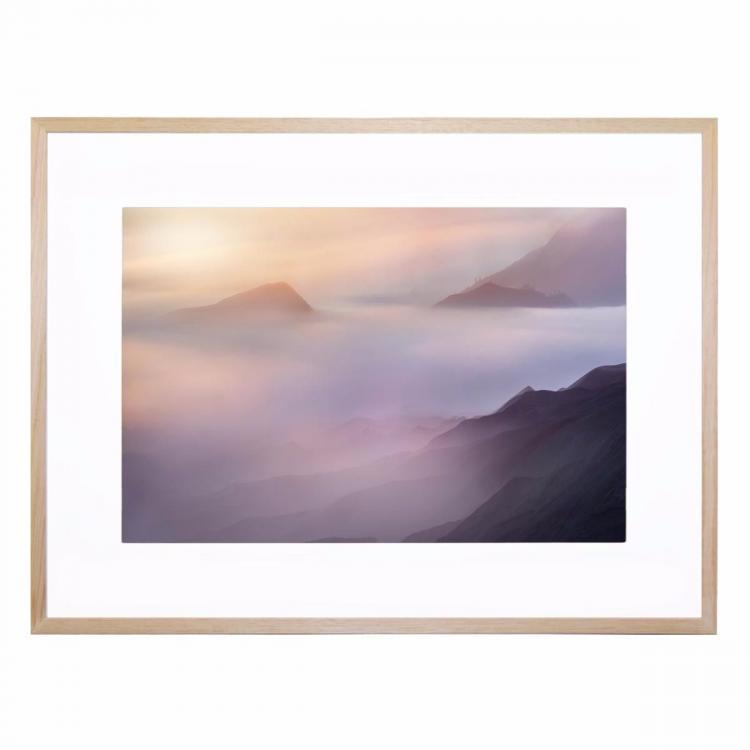 Sky Vanilla - Print