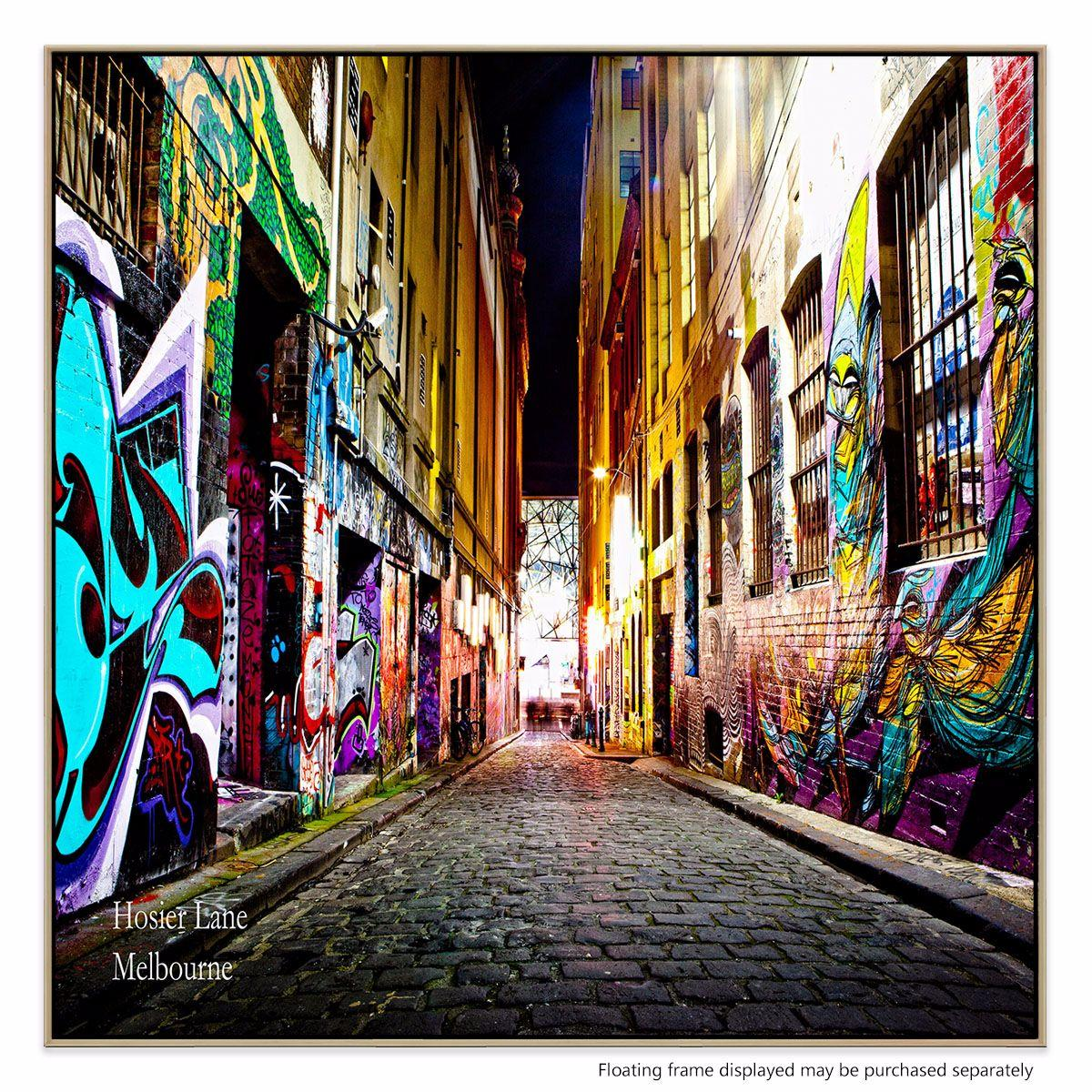 Hosier lane print loading zoom