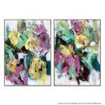 Nashville Flowers | Nashville Flowers II - Paintings