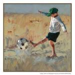 Beach Soccer - Print