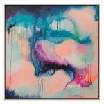 Curio 1 - Canvas Print - Natural Shadow Frame (Clearance)