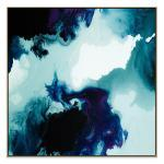 Seasonal Harmonies - Canvas Print - Natural Shadow Frame - (Clea