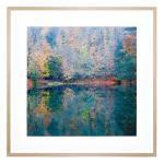 Kyoto Afterspring 2- Framed Print - Natural Frame copy