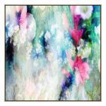 Fortunes of Spring - Print - Natural Frame