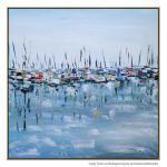 Marina Bay - Painting