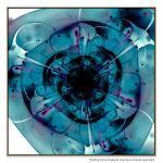 Teal Bloom - Print