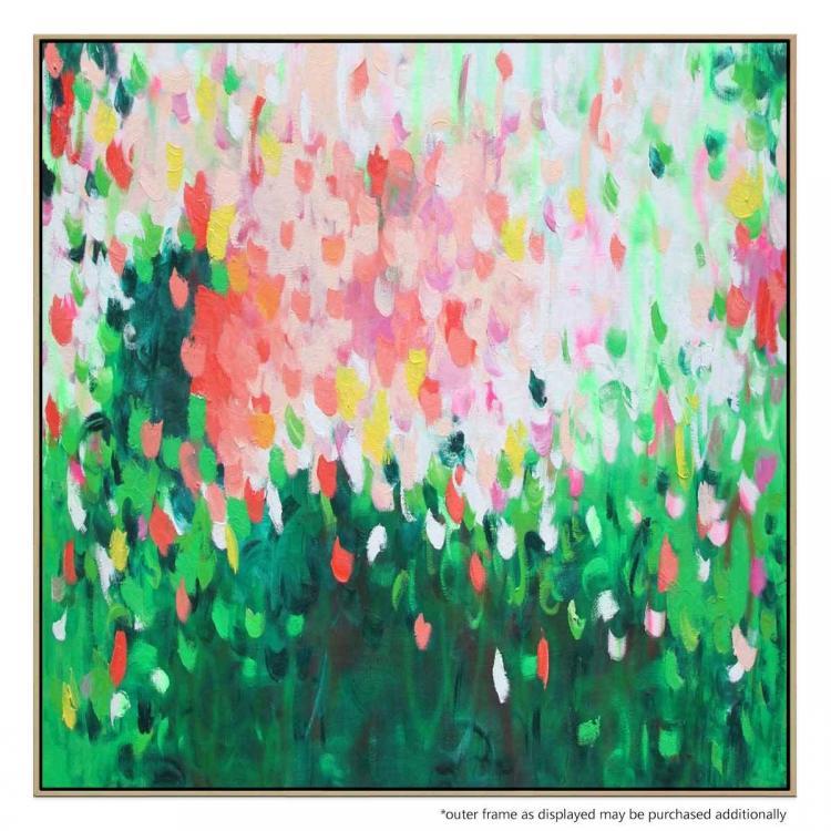 Dancing Through Eden - Painting