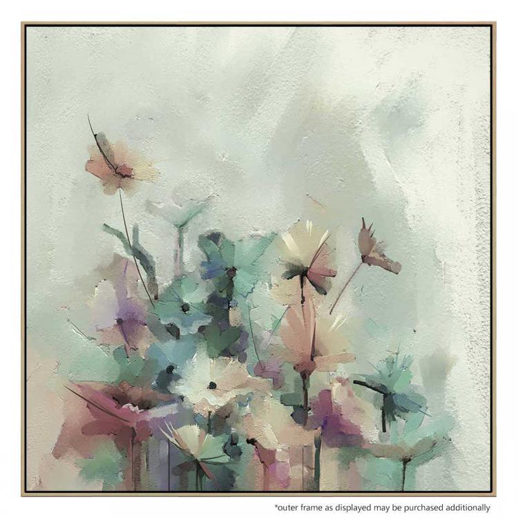 Rebellion In Bloom - Painting